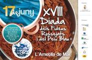 Aquest diumenge 17 de juny pel matí al port: La Diada dels Fideus Rossejats, del Peix Blau i la Festa del Mar