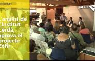 L'anàlisi de l'Institut Cerdà, aprova el projecte Zèfir