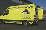 Les ambulàncies del SEM i el SUM faran la guàrdia davant del CAP