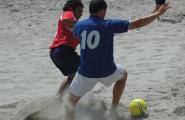 Pixavaques acull aquest dissabte el Torneig de Futbol Platja Júnior