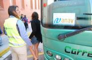 Una subvenció d'ANAV reduirà el cost del Transport escolar