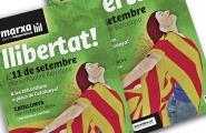 L'Assemblea prepara un viatge a la manifestació del dia 11 de setembre a Barcelona