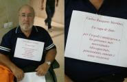 El delicat estat de salut, obliga a Carles Busquets a deixar la vaga de fam