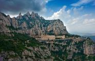 Excursió a la muntanya de Montserrat d'Azimut