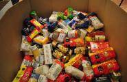 Càritas i l'Ajuntament uneixen forces en la recollida d'aliments