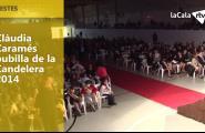 Clàudia Caramés pubilla de la Candelera 2014