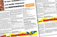 L'ANC enceta la campanya \'signa un vot per la independència\'