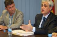 El conseller de Justícia explica les claus de què està passant a Catalunya a l'Ametlla de Mar