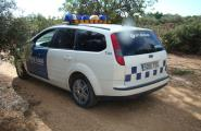 La Policia Local deté dos homes implicats en un robatori de palets Títol breu: Robatori de Palets