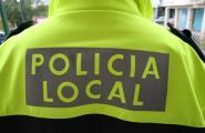 La policia local deté un menor per robatori