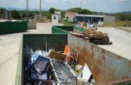 L'Ajuntament amplia l'horari de la deixalleria i demana la col·laboració ciutadana a l'hora de llençar la brossa