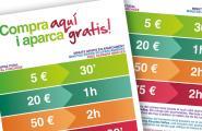 205 establiments s'han beneficiat de la campanya Compra aquí i aparca gratis