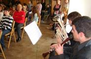 130 alumnes cursen els estudis musicals a l'EMMA