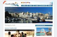 L'Àrea Municipal de Turisme, de l'Ajuntament de l'Ametlla de Mar, estrena web