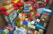 Més de 3000 quilos d'aliments