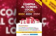 El Comerç Local regala fins a 1.400 euros en premis  aquest  Nadal