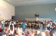 L'Escola de Música de l'Ametlla participa en la VI Trobada de Saxos Limnos