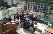 L'ICM ensenya com fer boies oceanogràfiques al alumnes de l'Escola Nàutica