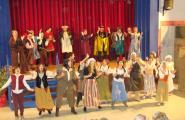 El Retaule del Flautista obre la 10a Mostra de Teatre de la Cala de l'Ametlla