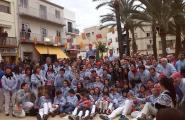 Los Xics Caleros presenten la nova Junta Administrativa en el marc de l'Assamblea