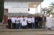 El sector de la restauració de l'Ametlla de Mar es perfecciona a l'Escola d'Hoteleria de Cambrils
