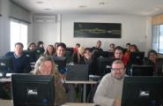 En marxa, entre d'altres, els cursos de Francès i de Manipulador d'aliments al Telecentre