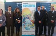 El Mangatuna es presenta a la Casa d'Àsia