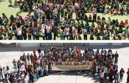L'Escola i l'Institut demanen l'alliberament de les nenes nigerianes segrestades