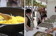 L'Ametlla de Mar combina Gastronomia, peix i mar a la Diada dels Fideus Rossejats
