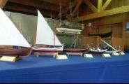 EL CIP acull la 1a Mostra de Modelisme Naval i Tradicions d'un poble
