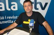 Jordi Gaseni, escollit com a alcaldable d'ERC a l'Ametlla de Mar