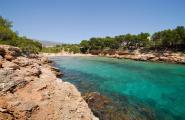 Platges de qualitat a l'Ametlla de Mar