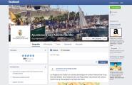 L'Ajuntament de l'Ametlla de Mar a Facebook