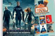 El Capitán América obre el cinema a la fresca