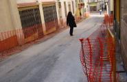 Comencen les obres de millora c/ Sant joan Plaça del Canó
