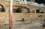 Noves dutxes i senyalitzacions a les platges de l'Ametlla de Mar