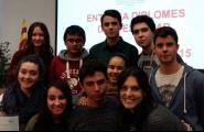 11 alumnes de l'Institut Candelera aconsegueixen els diplomes DELF Scolaire de llengua francesa