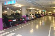 Nova campanya promocional a l'aparcament de les Escoles Velles