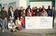 Més de 4200 quilos d'aliments es van recollir al municipi en el Gran Recapte