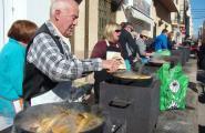 S'obren els fogons de la 33ª edició del Suquet Calero