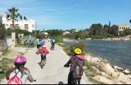 Una norantena de nens i nenes participen del Parc del Setmana Santa