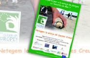 L'Ametlla de Mar s'uneix a l'acció europea de neteja d'espais naturals «Let's Clean Up Day»