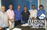 1r debat electoral - eleccions municipals 2015