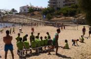 120 participants al Torneig de Futbol platja júnior de l'Ametlla de Mar
