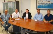 Salut i l'Ajuntament treballaran per millorar el centre de rehabilitació de l'Ametlla de Mar