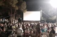 1.500 persones gaudeixen del cinema a la fresca a l'Ametlla de Mar