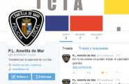 Policia Local a Twitter
