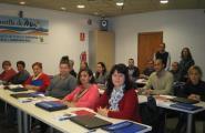 La Regidoria de Formació i Treball presenta l'oferta de cursos per aquest hivern