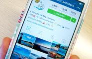 L'Ametlla de Mar continua sent el primer poble de Catalunya a Instagram