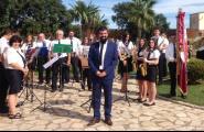 La Banda de la Cala participa en el Dia Mundial del Turisme a les comarques de Girona dedicat enguany al poble francès